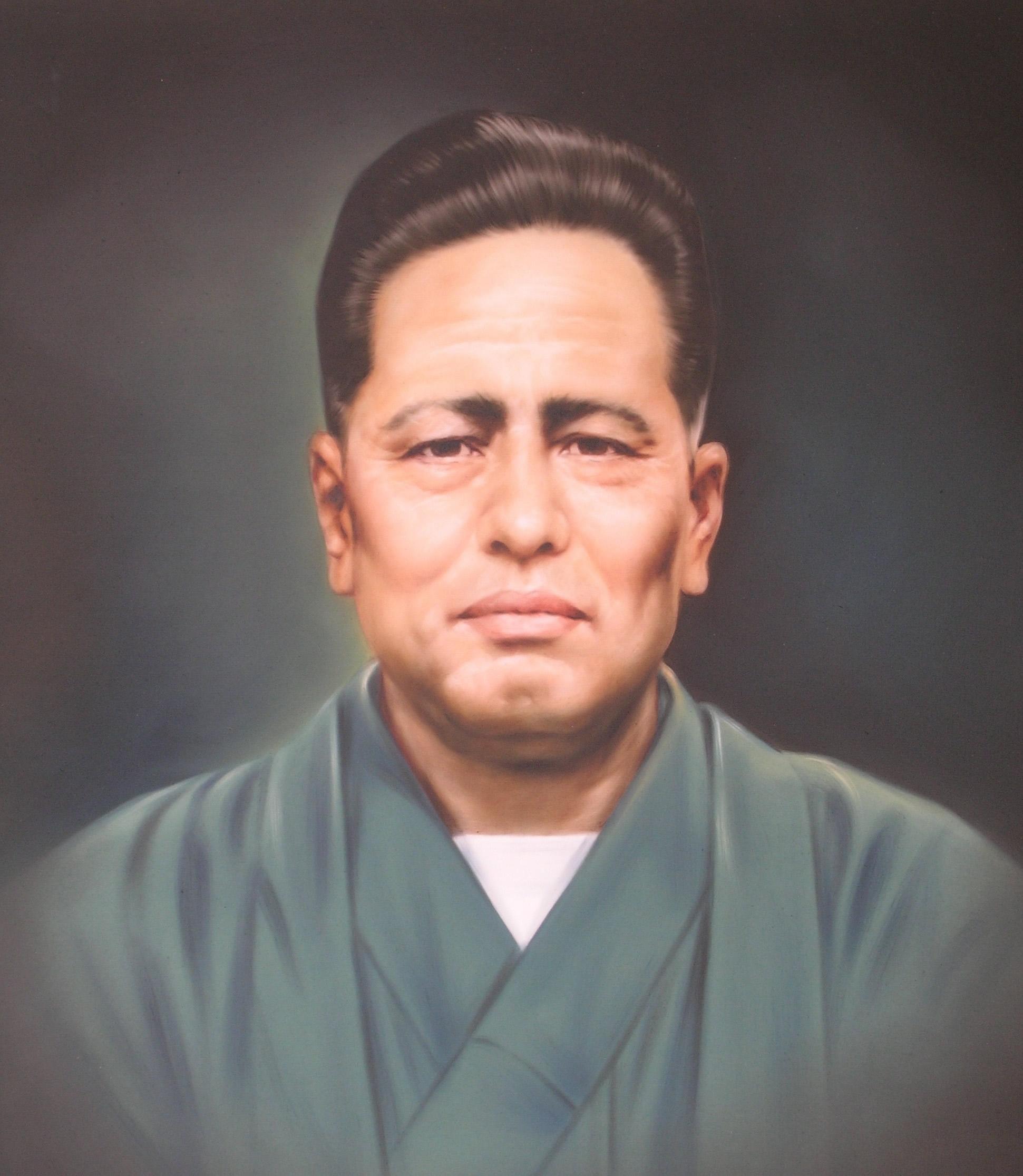 chojun-miyagi-sensei