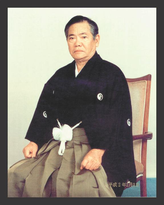 matayoshi-shimpo-sensei