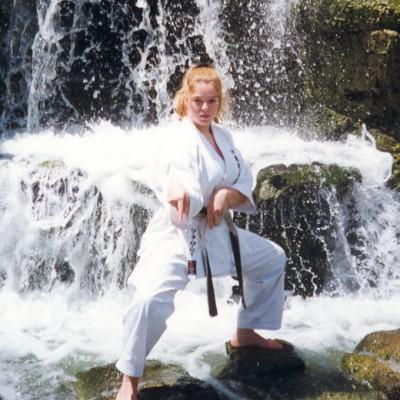 Sensei Laura Lowry-Sywyk