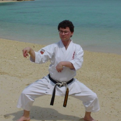 Sensei Mike Sywyk