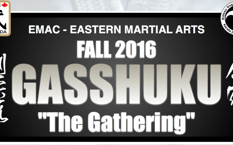 EMAC Gashukku Fall 2016